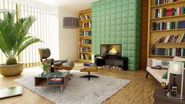 Leñeros Habitación Con chimenea